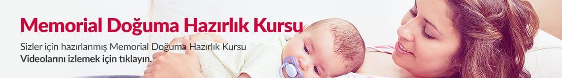 Memorial Doğum Hazırlık Kursları hakkında bilgi alın