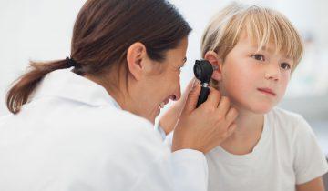 Çocuklarda Orta Kulak İltihabı İşitme Kaybına Neden Olabilir